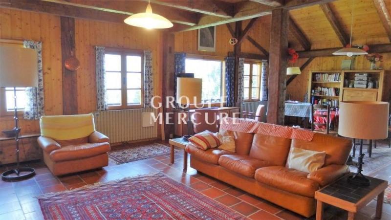 Deluxe sale house / villa St gervais les bains 750000€ - Picture 2