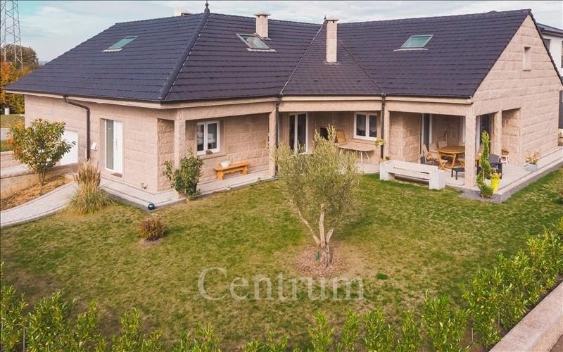 Deluxe sale house / villa Petite hettange 630000€ - Picture 2
