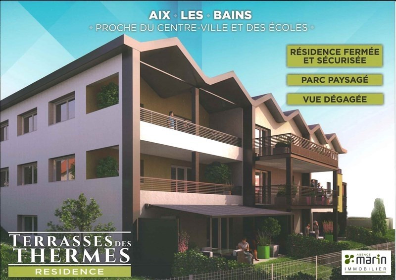 New home sale program Aix les bains  - Picture 1
