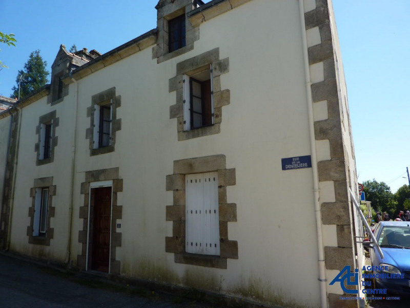 Vente maison / villa Bieuzy 85 000€ - Photo 1