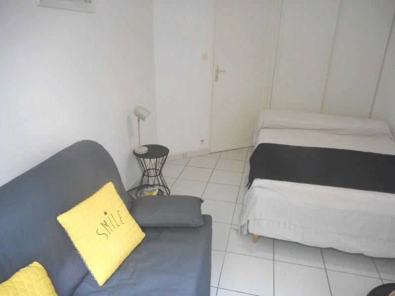 Alquiler vacaciones  apartamento Saint-palais-sur-mer 400€ - Fotografía 5