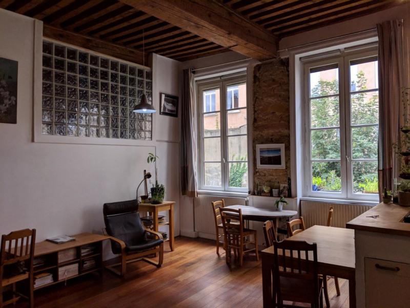 Venta  apartamento Lyon 4ème 440000€ - Fotografía 2