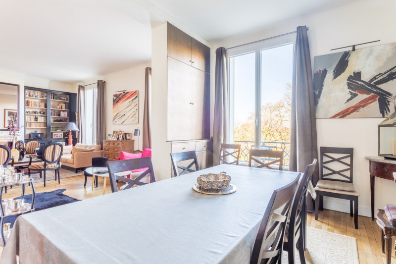 Vente de prestige appartement Paris 16ème 1 500 000€ - Photo 4