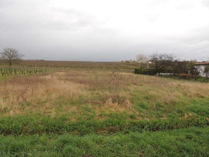 Vente terrain Juillac-le-coq 22000€ - Photo 1
