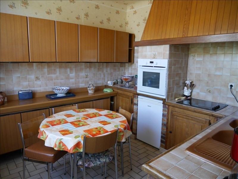 Sale house / villa Guerville 210000€ - Picture 2