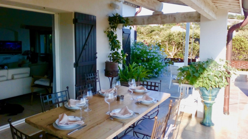 Vacation rental house / villa Les issambres 2250€ - Picture 5