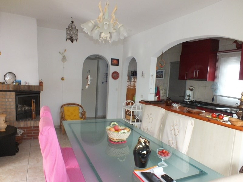 Vacation rental house / villa Roses 1056€ - Picture 19