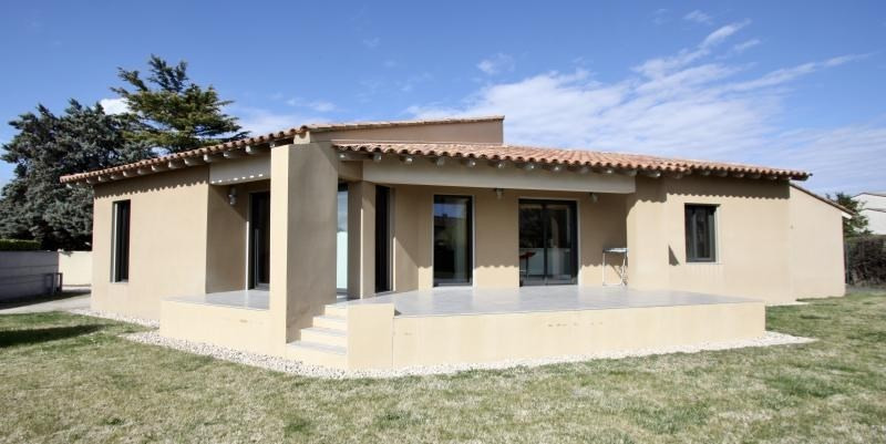 Vente maison / villa Jonquieres 445 000€ - Photo 1