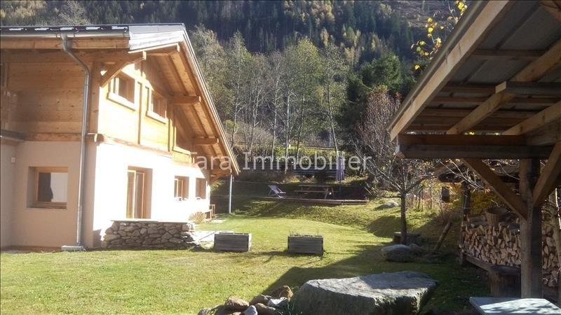 Deluxe sale house / villa Chamonix mont blanc 985000€ - Picture 6