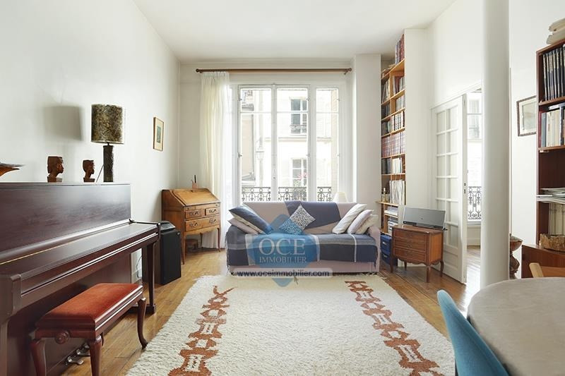 Vente de prestige appartement Paris 3ème 1 050 000€ - Photo 2
