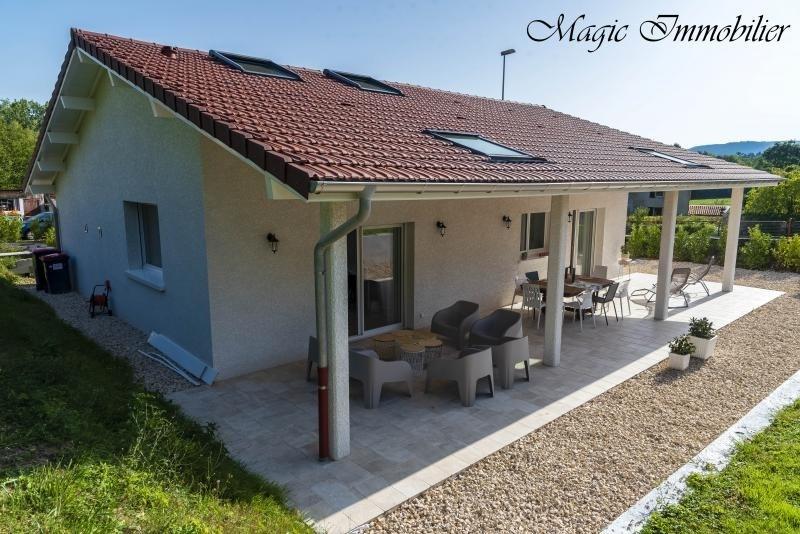 Rental house / villa Nurieux volognat 1100€ CC - Picture 11
