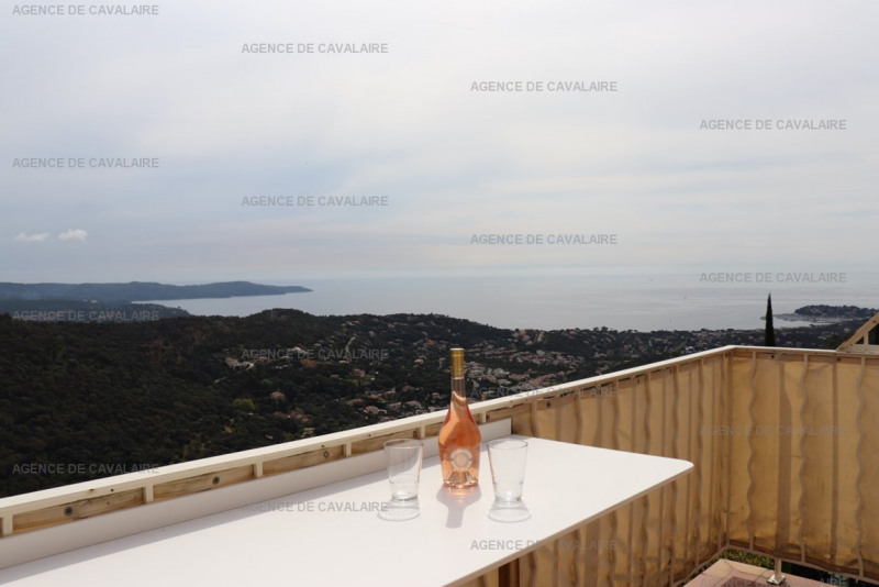 Vacation rental apartment Cavalaire sur mer 750€ - Picture 2