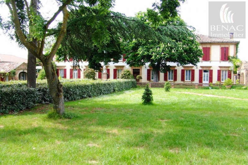 Deluxe sale chateau Toulouse 1 200 000€ - Picture 2