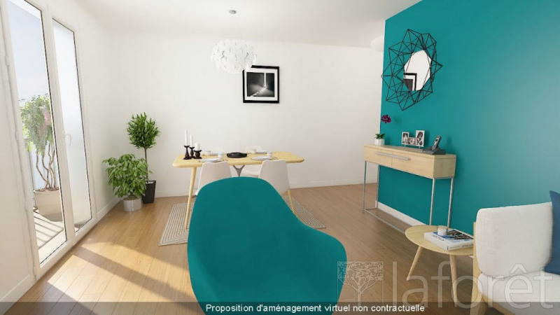 Vente appartement Bron 130 000€ - Photo 2