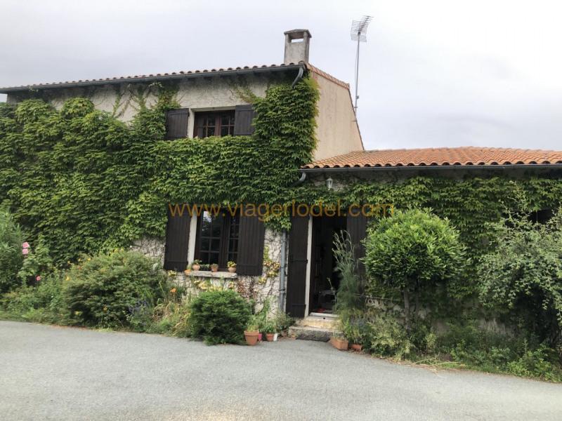 Lijfrente  huis Marennes 165000€ - Foto 3