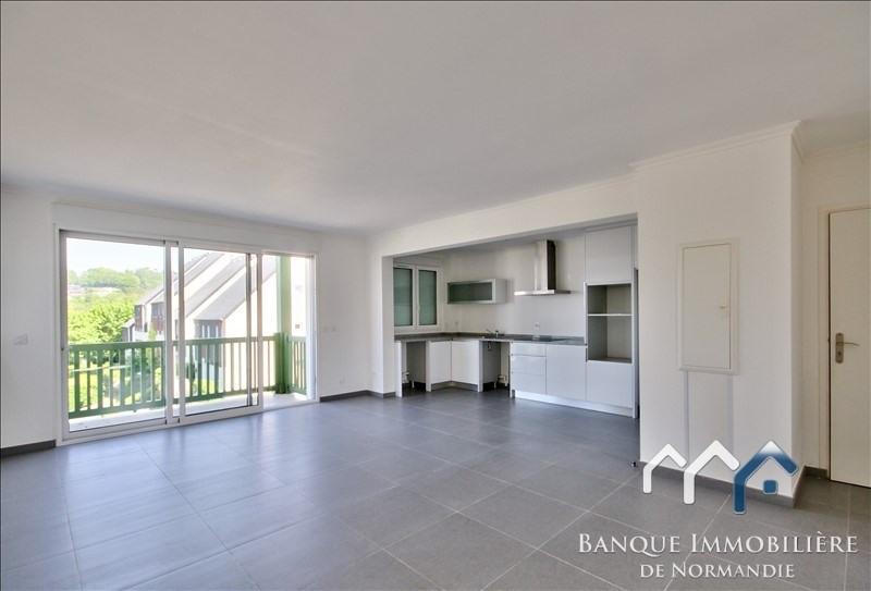 Sale apartment Trouville sur mer 270000€ - Picture 2