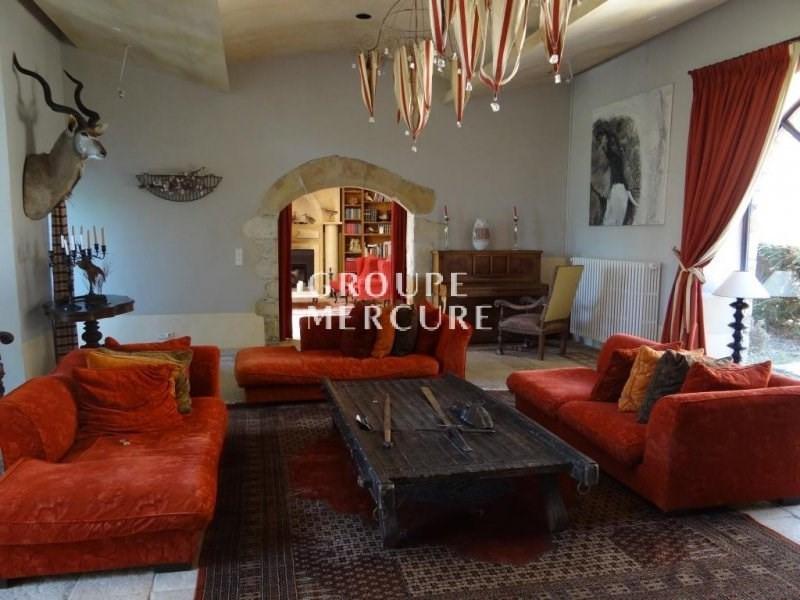 Vente de prestige château Morance 2300000€ - Photo 6