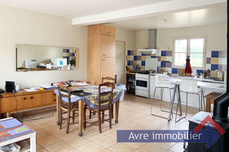 Sale house / villa Rueil la gadeliere 128000€ - Picture 2