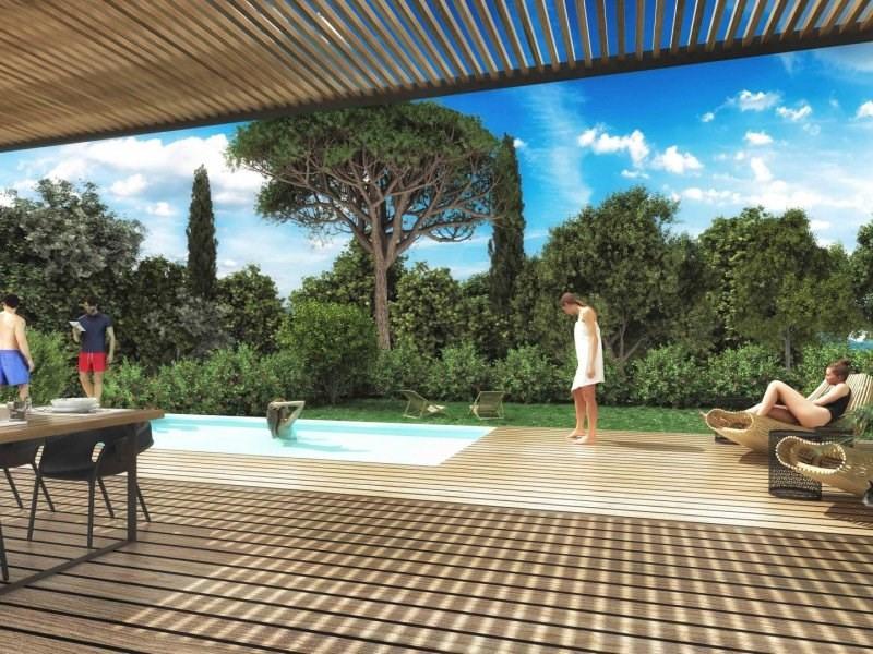 Sale apartment Les angles 363599€ - Picture 3