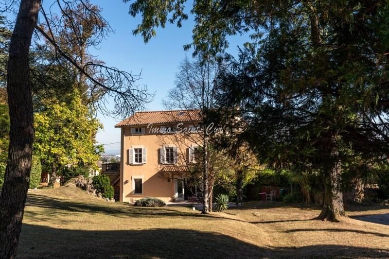 Vente de prestige maison / villa St cyr au mont d'or 1490000€ - Photo 2