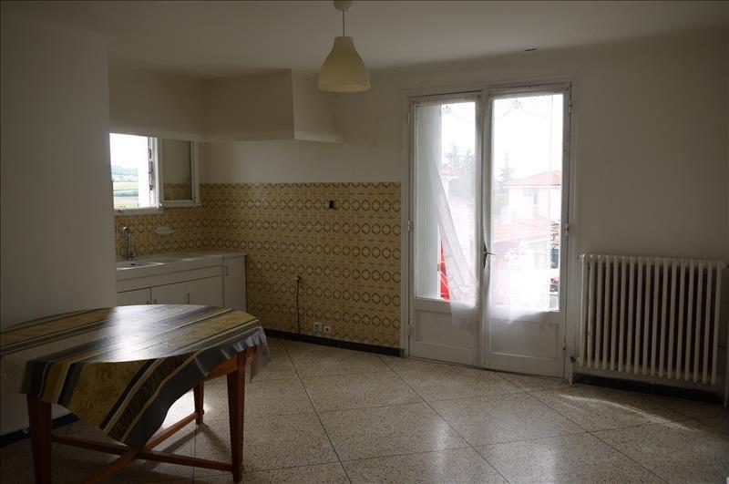 Sale house / villa Reventin vaugris 208000€ - Picture 4