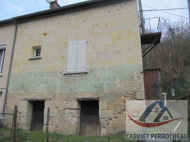 Sale house / villa La chartre sur le loir 25000€ - Picture 1