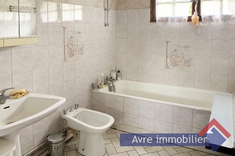 Vente maison / villa Verneuil d'avre et d'iton 157000€ - Photo 5