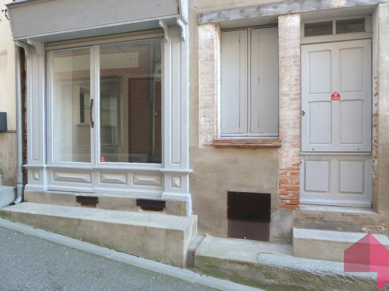 Location local commercial Caraman  centre 290€ CC - Photo 1