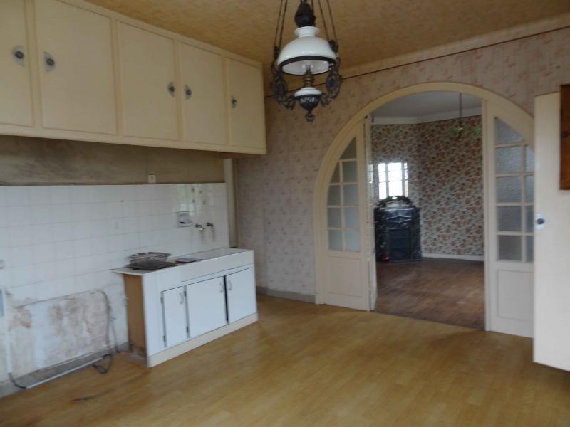 Sale house / villa Saint nicolas du pelem 36500€ - Picture 2