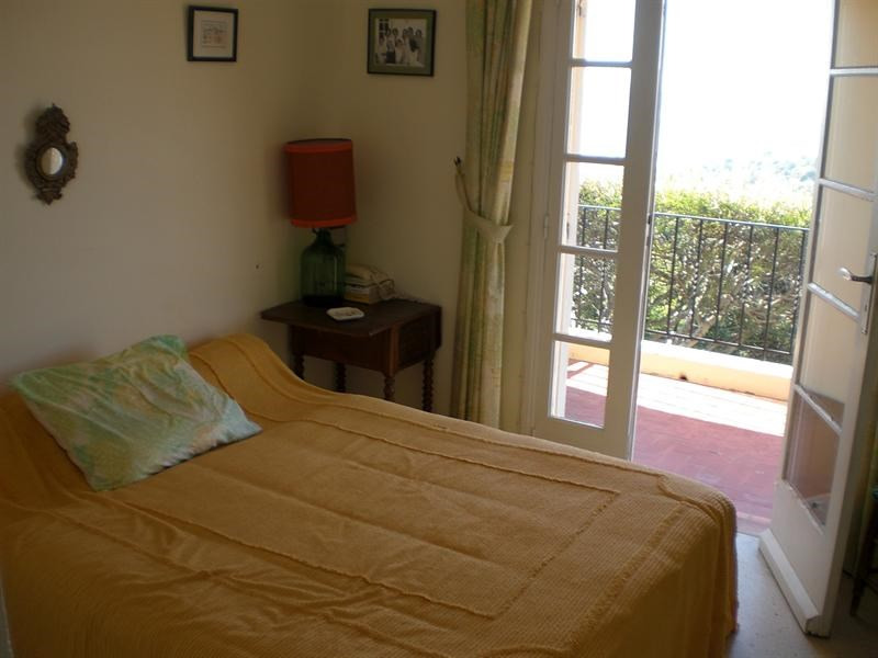 Vacation rental house / villa Les issambres 660€ - Picture 5