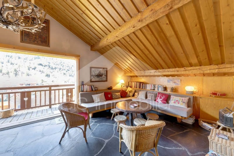 Deluxe sale apartment Meribel 2 500 000€ - Picture 8