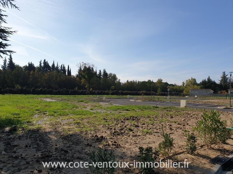 Vente terrain Carpentras 121 000€ - Photo 4