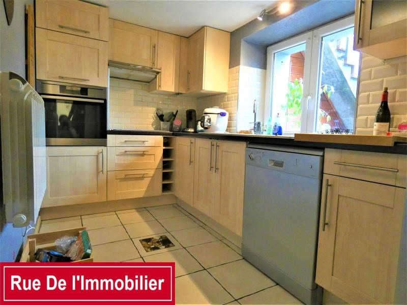 Sale house / villa Steinbourg 222585€ - Picture 4