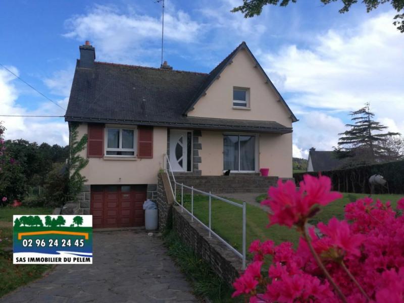 Sale house / villa Gouarec 125600€ - Picture 1