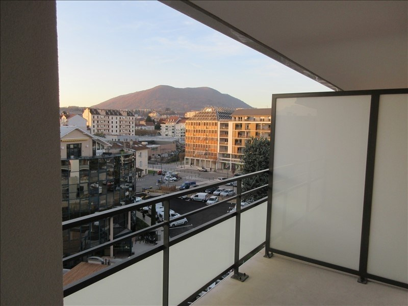 Location appartement Voiron 601€ CC - Photo 1
