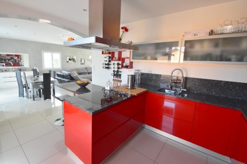 Vente maison / villa Villette d'anthon 540000€ - Photo 7