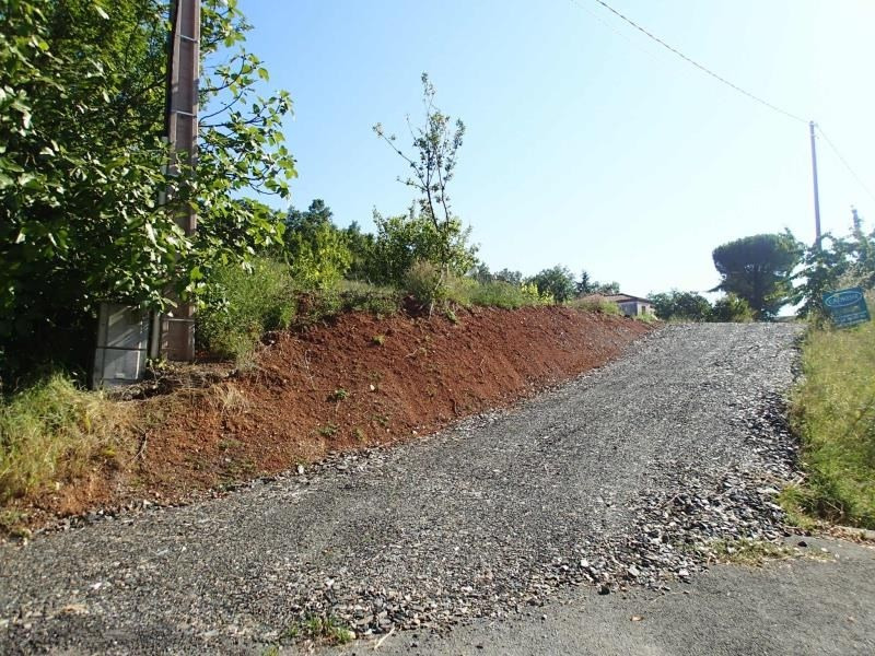 Vente terrain Puygouzon 137000€ - Photo 2