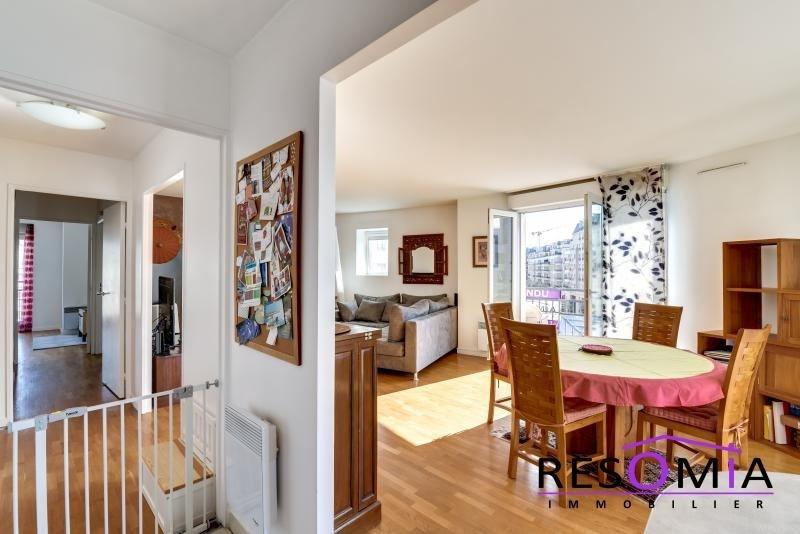 Venta  apartamento Montrouge 640000€ - Fotografía 5