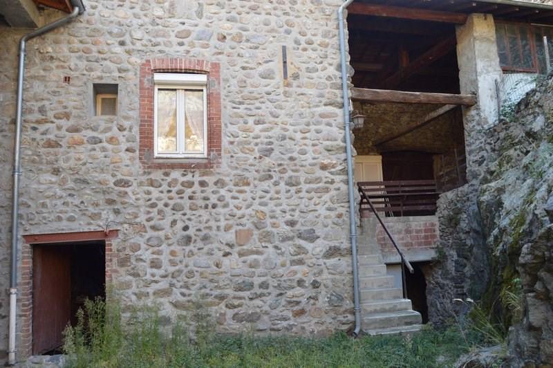 Vente maison / villa Andance 92000€ - Photo 4