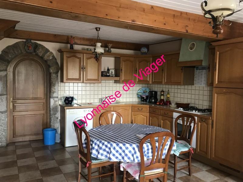 Viager maison / villa Thurins 63000€ - Photo 1