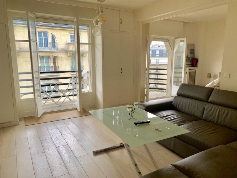 Location appartement Paris 17ème 1 530€ CC - Photo 2