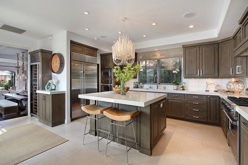 Deluxe sale apartment Paris 14ème 2250000€ - Picture 1