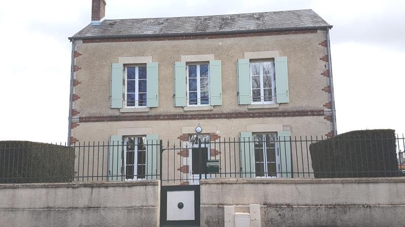 Location maison / villa Dampierre en crot 397€ CC - Photo 1