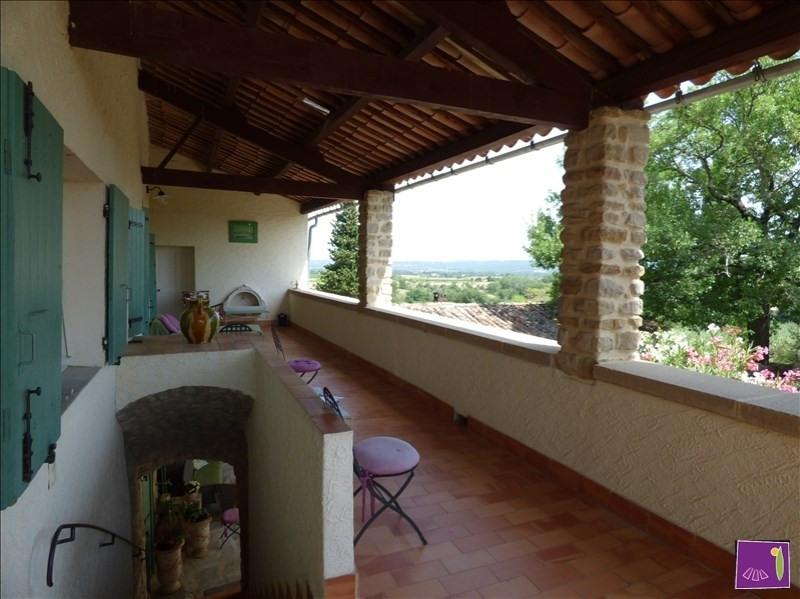 Verkoop van prestige  huis Barjac 915000€ - Foto 12