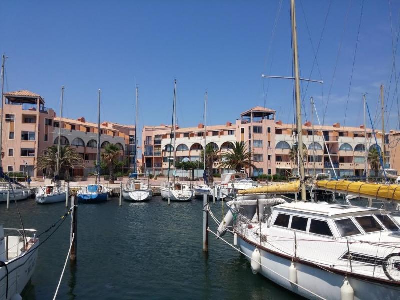 Location vacances appartement Port leucate 248€ - Photo 1