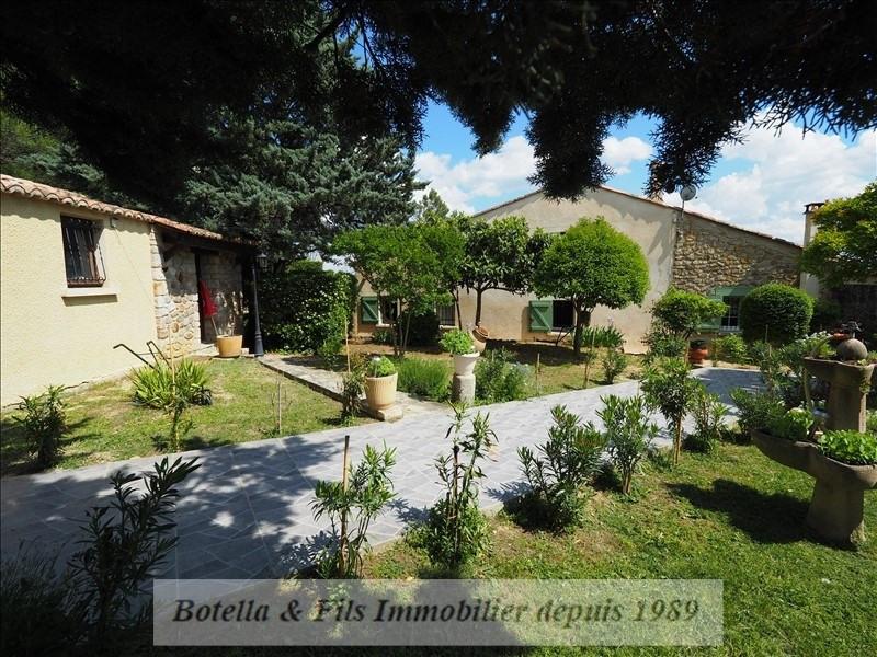 Verkoop  huis Barjac 421000€ - Foto 4