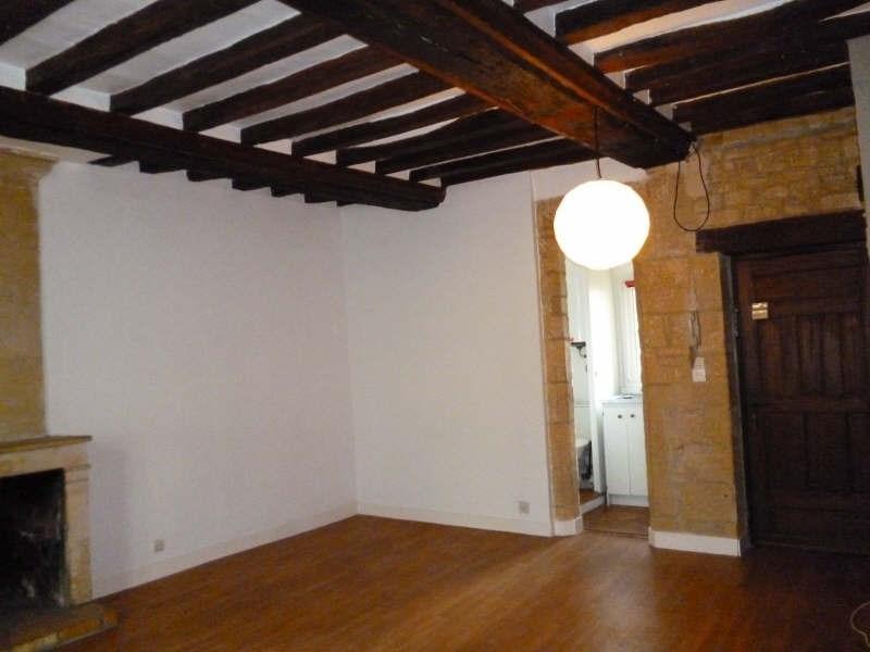 Rental apartment Caen 405€ CC - Picture 1