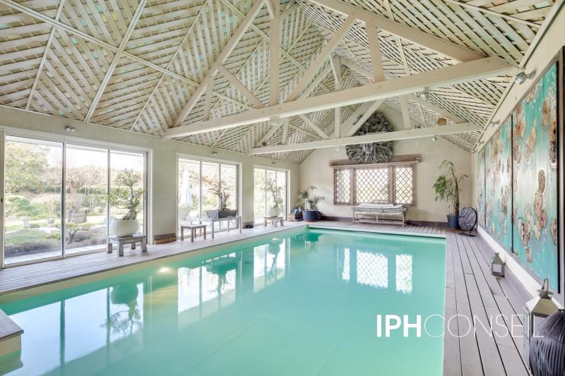 Vente de prestige maison / villa St nom la breteche 1880000€ - Photo 2