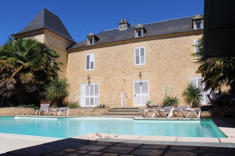 Deluxe sale house / villa Carsac aillac 1290000€ - Picture 3