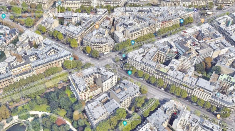 Verkoop van prestige  appartement Paris 17ème 3140000€ - Foto 2